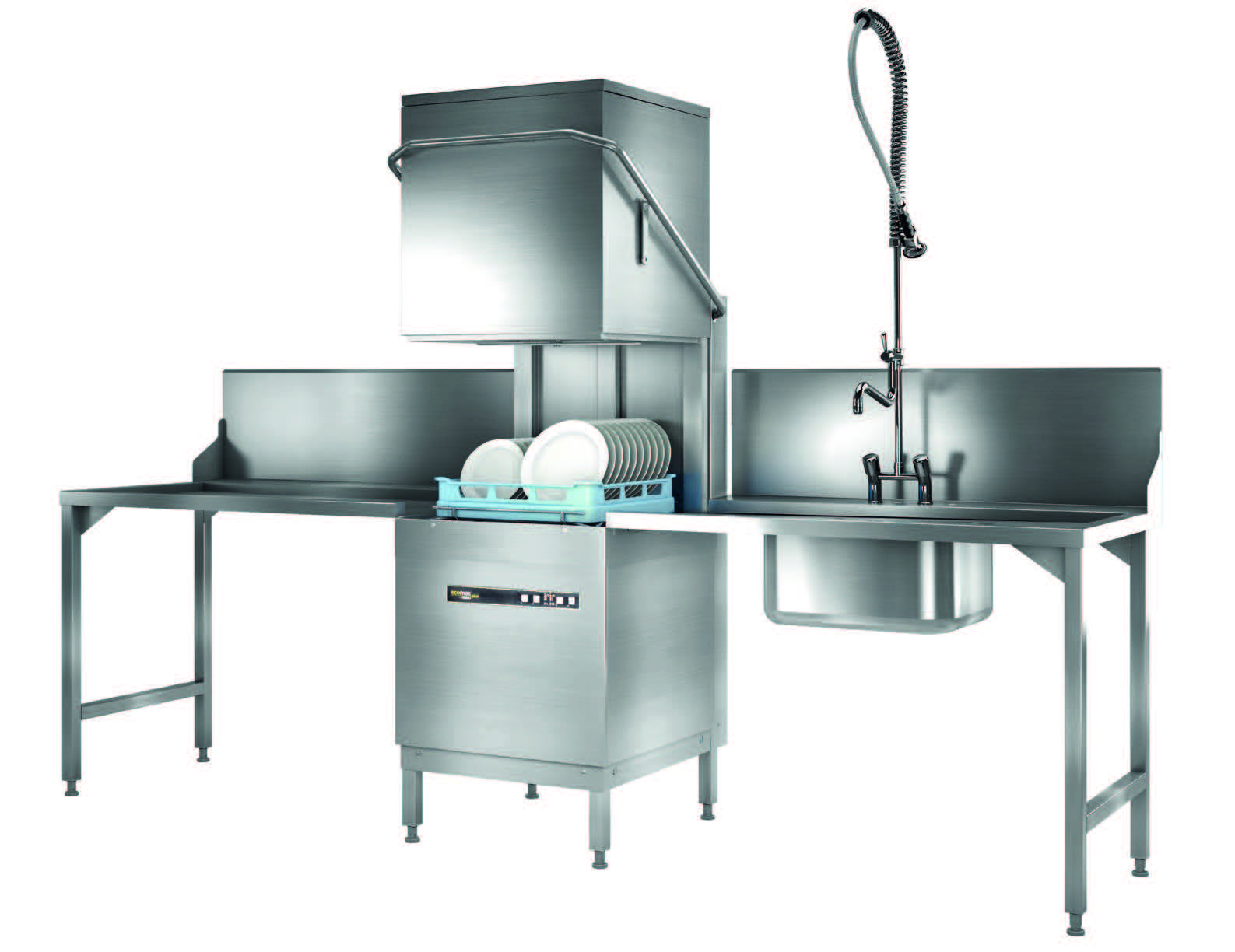Hobart baraid changes to ecomax plus commercial kitchen for Kitchen designs hobart